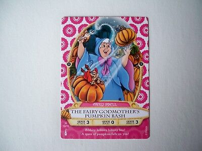 Sealed Sorcerers of the Magic Kingdom Card 13 *Monstro's Water Spout*