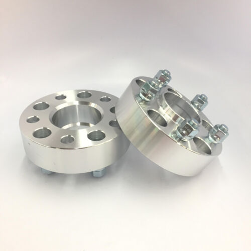 """4pc HUBCENTRIC WHEEL SPACERS ADAPTERS 5X110 ¦ 12X1.5 ¦ 65 CB ¦ 50MM 2.0/"""""""