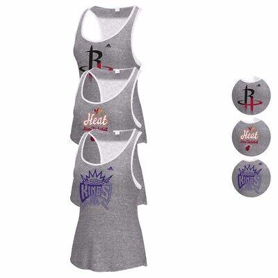 NBA Womens Racerback Tank Top Select Teams Alternate Colors