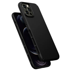 iPhone 12 Mini, 12, 12 Pro, 12 Pro Max Black Case | Caseology [Dual Grip] Cover