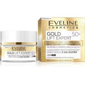 EVELINE-GOLD-LIFT-EXPERT-50-FACE-MULTI-NOURISHING-CREAM-SERUM-WITH-24K-GOLD