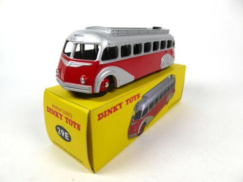 Autocar Isobloc Bus 1:43 DINKY TOYS 29E MODELLAUTO CAR MB329