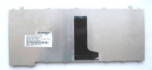 US Glossy Black Keyboard for Toshiba Satellite L510 L515 M500 M505 M505D