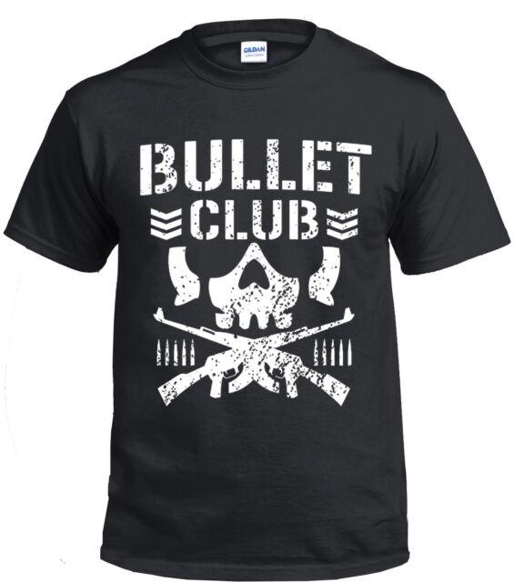 """Bullet Club NJPW 7/"""" elite basic retro Wrestling action figure T-Shirt"""