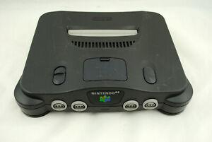 Console-Nintendo-N64-vendue-nue-en-loose-version-NTSC-JAP-fonctionne