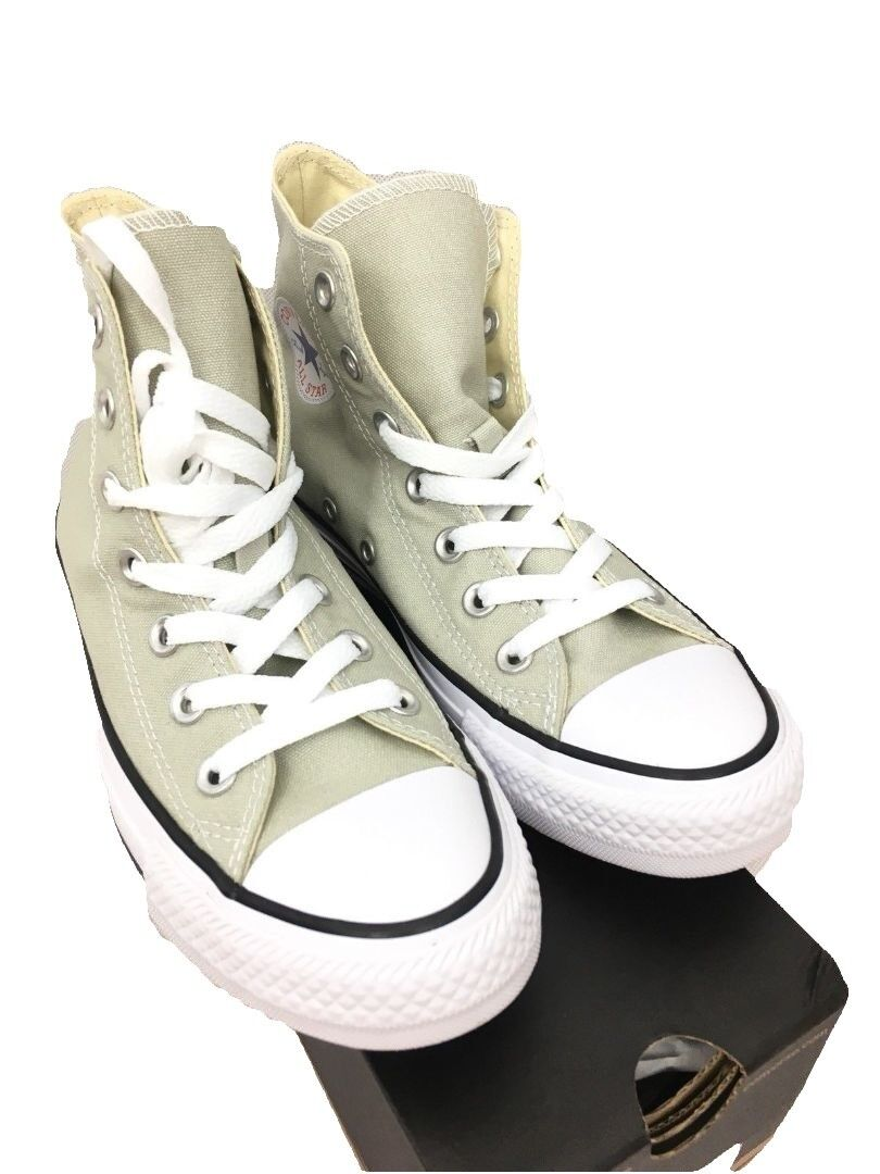 Converse Chuck Taylor Bll Star Hi Top Trainers 155565C - Light Surplus - UK4/W6