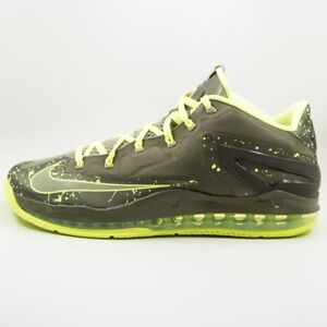 newest 09e22 33854 Image is loading 140-MENS-NIKE-MAX-LEBRON-JAMES-XI-LOW-