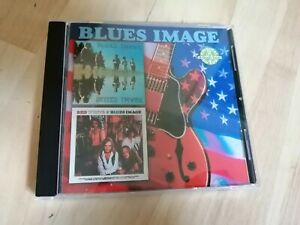 Blues-Image-Blues-Image-Red-White-amp-Blues-CD-2005-Psych-Blues-Mike-Pinera