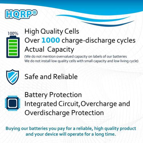 1200mAh Rechargeable Battery for Shark V2945 V2945Z Floor /& Carpet Sweeper