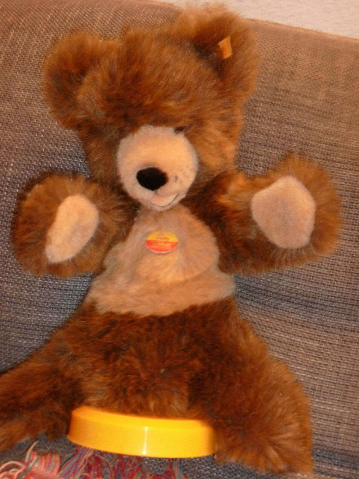 Steiff Handspielpuppe Jolly Bär 45 cm