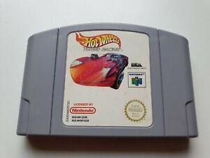 Hot Wheels Turbo Racing-n64-juego módulo-Nintendo 64-buen estado