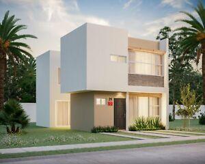 Casa en Preventa en Punto Sur, Culiacán, Sinaloa, 3 Recámaras