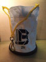 Size 20 (height 15 )(wide 11 1/2 )bashlin Foldable Tool Bag
