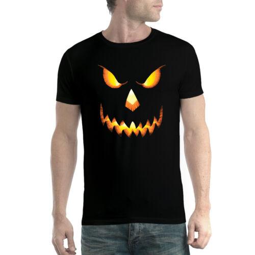 Citrouille Tête Halloween Horreur Homme T-shirt XS-5XL Nouveauté