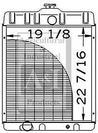 New-Radiator-fits-Farmall-460-Diesel-amp-560-Gas