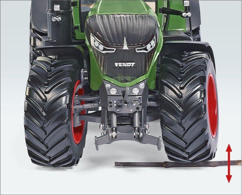 Prix double section WIK77830 Tracteur FENDT FENDT FENDT 1050 Jumelé  1/32   Bradées  539301