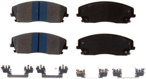 Disc Brake Pad Set-TitaniuMetallic II Disc Brake Pad Front Bendix MKD1056