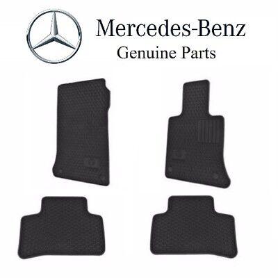 For Mercedes Glk250 Glk350 Black Rubber All Season Floor