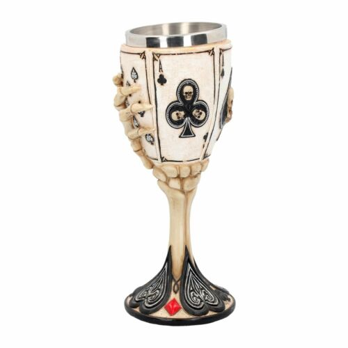 Pagan//Wiccan Dead Mans Hand 20cm Goblet