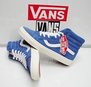 Image is loading Vans-SK8-Hi-Reissue-Retro-Sport-Delft-VN0A2ZSBORV- a6a2a5f02