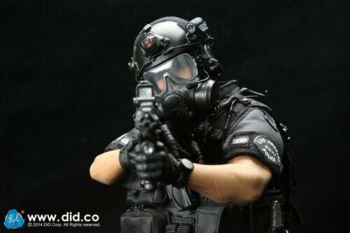 DID DRAGON IN DREAMS 1:6TH SCALE LAPD SWAT POINT MAN HYBRID SUNGLASS FROM DENVER