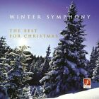 Winter Symphony CD The Best of Santec Music - for a Relaxing Christmas Various