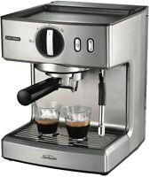 Sunbeam Cafe Crema II 9 Cups Espresso Machine Coffee and Espresso Makers