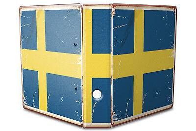 Büro & Schreibwaren Büro- & Schreibwaren (posten) Motiv Akten Ordner Bedruckt 60mm Din A4 Schweden