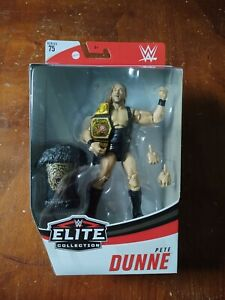 WWE Wrestling Figure Pete Dunne Elite Collection 75 NXT UK Envoi Gratuit Neuf