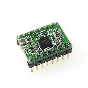 A4988 Stepper Driver Module with Heatsink For Ramps 1.4 3D Printer CNC Shield US