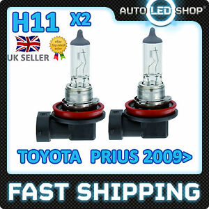 Image Is Loading H11 Toyota Prius Headlight Bulb High Quality E