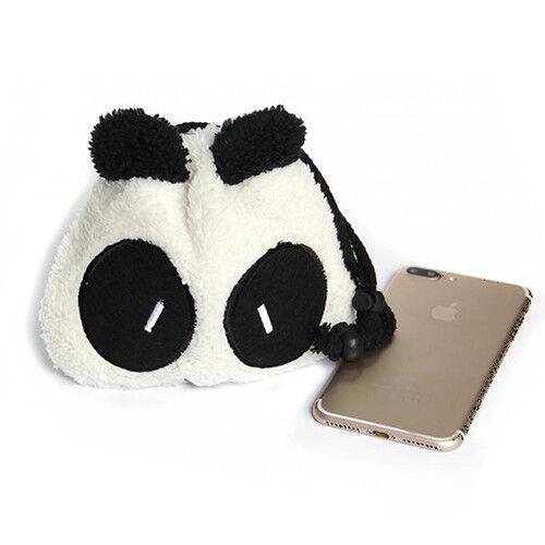 Soft panda Bolsa Estuche Para Fujifilm Instax Mini cámara y otros artículos