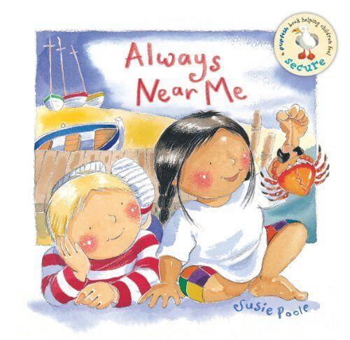 (Good)-Always Near Me (Pupfish Series) (Board book)-Susie Poole-1904637205