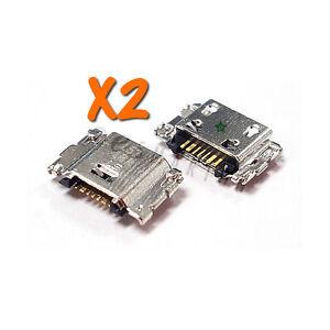 2X-Samsung-Galaxy-Tab-A-T350-T355-T350N-T357T-Micro-USB-Charger-Charging-Port