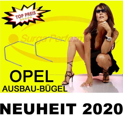 Entriegelungsbügel Radiowerkzeug Ausbauwerkzeug für Opel Autoradio