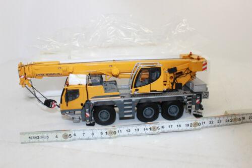 WSI 04-1037 Liebherr 1050 LTM 3.1 1:50 Mobilkran NEU in OVP