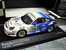 PORSCHE 911 996 Carrera RS GT3 VLN Cup 2007 Werner 1/500 Minichamps S-Prei 1:43