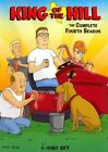 024543173090 King of The Hill Complete Season 4 3pc DVD Region 1
