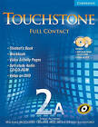 Touchstone 2A Full Contact (with NTSC DVD): No. 2A by Michael McCarthy, Jeanne McCarten, Helen Sandiford (Mixed media product, 2008)