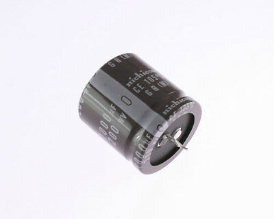 6x 1000uF 200V DC Radial Snap In Mount Electrolytic Capacitor 200VDC 1000mfd