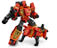 Transformers-WeiJiang-Predaking-Combiner-5-In-One-Set-Feral-Rex-Action-Figure thumbnail 12