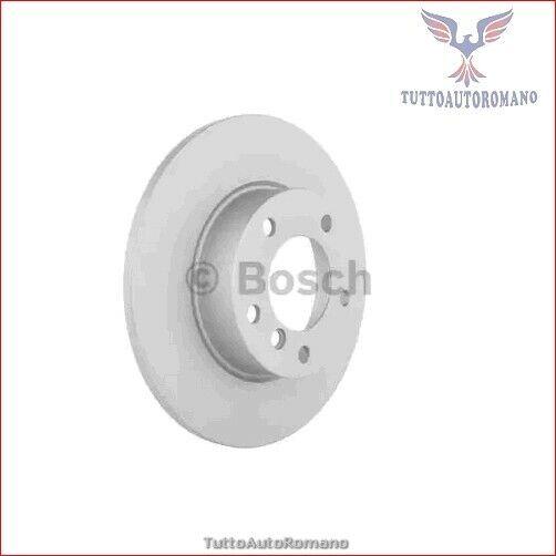 0986478511 Kit coppia dischi freno Bosch Anteriore