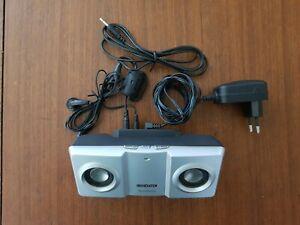 Haut-parleurs stéréo portables Creative Travelsound CSW 5300