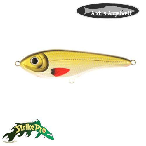 StrikePro Buster Jerk 2 12cm 37g verschiedene Farben Jerkbait  AKTIONSPREIS