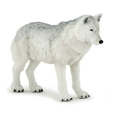 Papo 50195 Arctic  Wolf Wolferin Model Figurine Toy Replica 2016 - NIP
