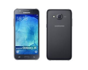 Samsung-Galaxy-J5-in-Black-Handy-Dummy-Attrappe-Requisit-Deko-Werbung