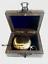 "Antique Compass Vintage Brass Nautical 2/""Inch Wooden Box Steampunk Retro"