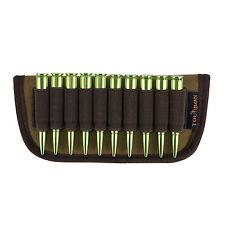 Tourbon Rifle Gun Ammo Carrier Cartridges Holder 10 Loops Tactical Hunting Belt