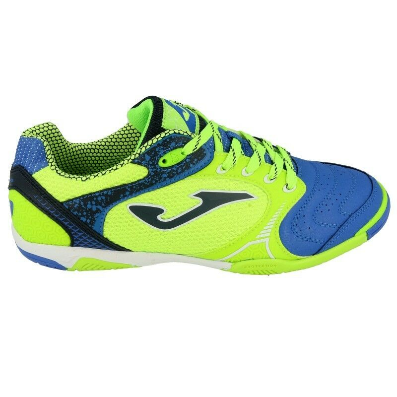 Joma  Dribling 836 FluorRoyal  Sautope Calcetto Indoor  DRIW.836.IN