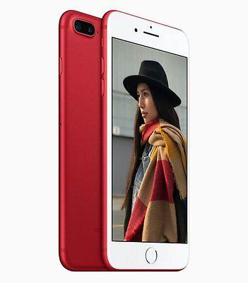 128GB Apple iPhone 7Plus Red SEALED ON HAND janjanman120